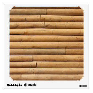 Shapes Decals - Wood Siding / Log Cabin