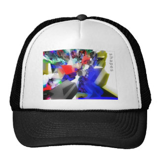 Shapes Trucker Hat