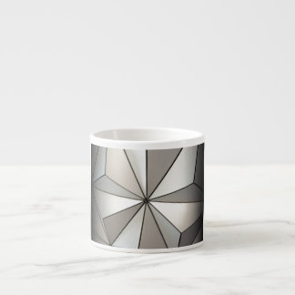 Shapes In Steel Espresso Cup