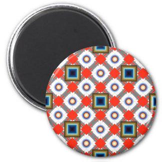 Shapes Inverted Magnets