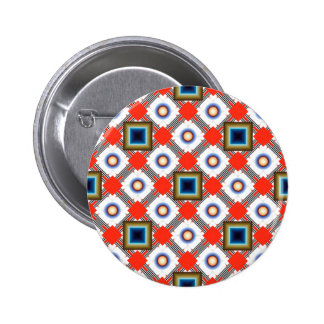 Shapes Inverted Pinback Buttons
