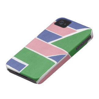 Shapes Iphone Case iPhone 4 Cover