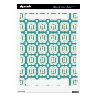 Shapes pattern decal for the xbox 360
