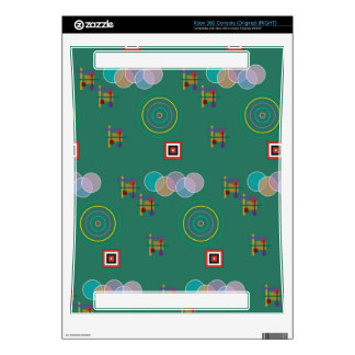 Shapes pattern xbox 360 skins