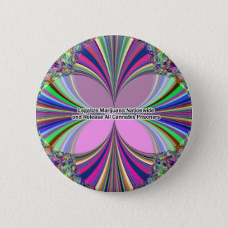 shapeshifter in 3d pinback button