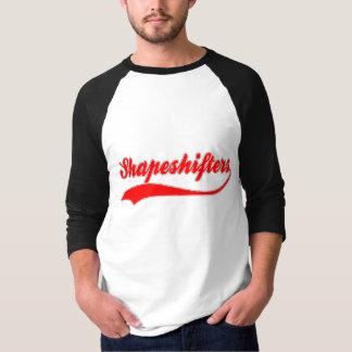 Shapeshifters Faux Baseball Jersey T-Shirt