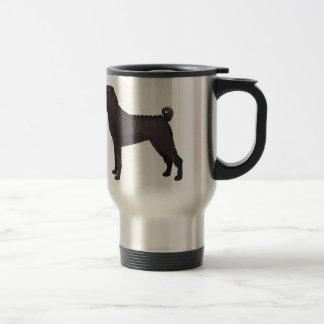 Shar Pei Basic Design Templates Travel Mug