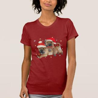 Shar-pei Brothers Christmas Shirt