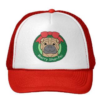 Shar-Pei Christmas Trucker Hat