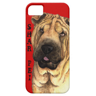 Shar-Pei Color Block iPhone SE/5/5s Case