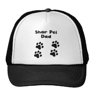 Shar Pei Dad Mesh Hat