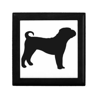 Shar Pei Dog Gift Box