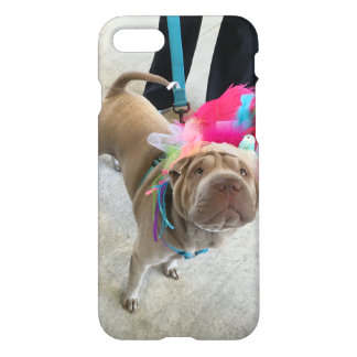 Shar Pei Easter iPhone 7 Case