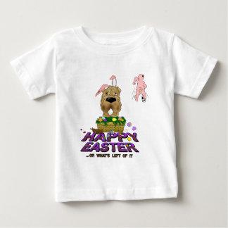 Shar-Pei Happy Easter Baby T-Shirt