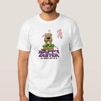 Shar-Pei Happy Easter T Shirt
