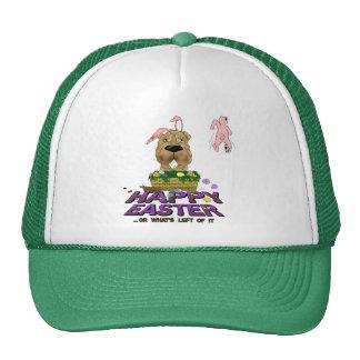 Shar-Pei Happy Easter Trucker Hat