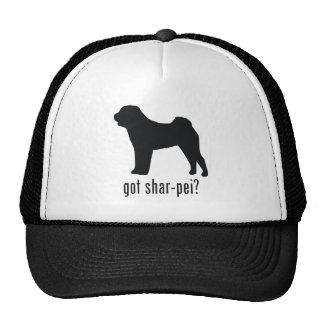 Shar-Pei Trucker Hats