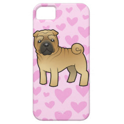 Shar Pei Love iPhone SE/5/5s Case