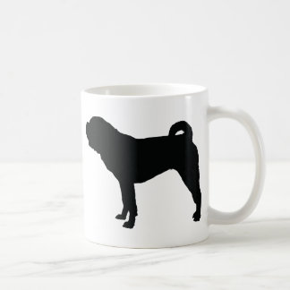 Shar Pei Classic White Coffee Mug