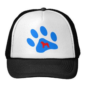 SHAR PEI PAW TRUCKER HATS