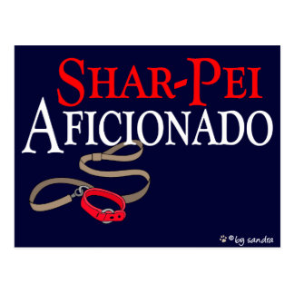 Shar Pei Postcard