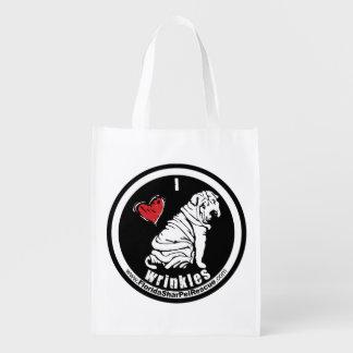 Shar Pei Shopping Bag