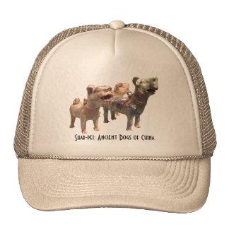 Shar-pei:  The Ancient Dog of China Mesh Hat