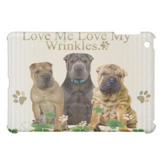Shar-pei Wrinkles IPAD CASE