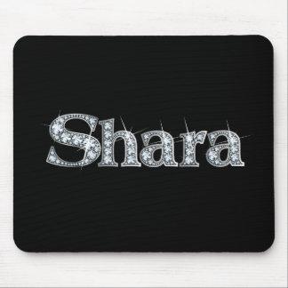 """Shara """"diamante Bling"""" Mousepad Alfombrilla De Ratón"""