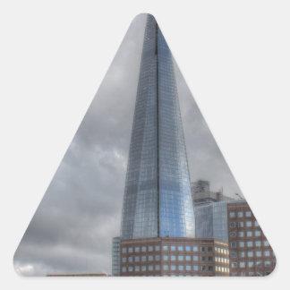 Shard HDR.jpg Triangle Sticker
