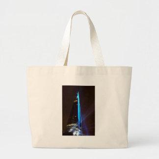 Shard Laser Light Show Opening Night Bags