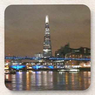 Shard - London Super! Drink Coaster
