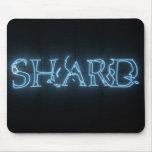 Shard Tubes Mousepad