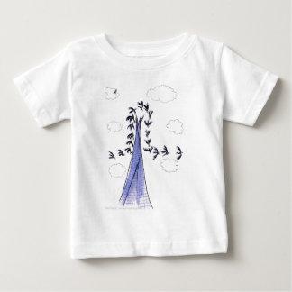 ShardArt 4 by Tony Fernandes Baby T-Shirt