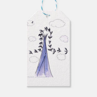 ShardArt 4 by Tony Fernandes Gift Tags