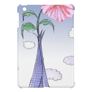ShardArt Flower Power by Tony Fernandes Cover For The iPad Mini