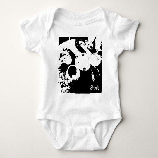 Shards Baby Bodysuit