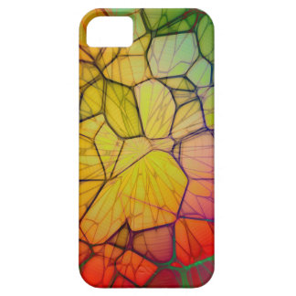 Shards Of Color iPhone SE/5/5s Case