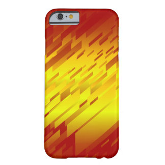 Shards of Glass Abstract Diagonal Stripe Barely There iPhone 6 Case