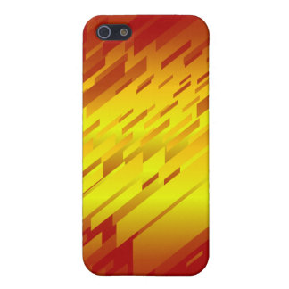 Shards of Glass Abstract Diagonal Stripe iPhone SE/5/5s Cover