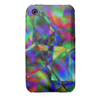 Shards of Glass iPhone 3 Cases