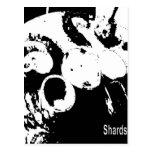 Shards Postcards
