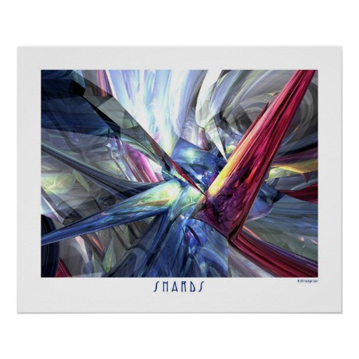 Shards Posters