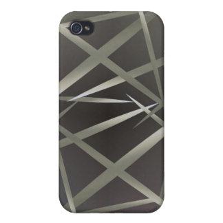 Shards Rainbow iPhone 4/4S Case