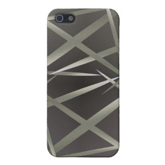 Shards Rainbow iPhone SE/5/5s Cover