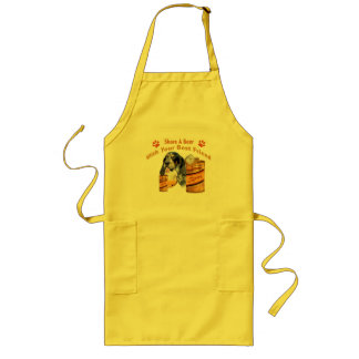 Share A Beer With Your Bloodhound Apron