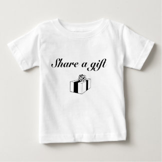 Share a gift baby T-Shirt