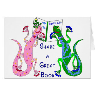 Share a Good Book Card