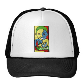 Share Banner Trucker Hat