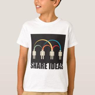 share ideas T-Shirt